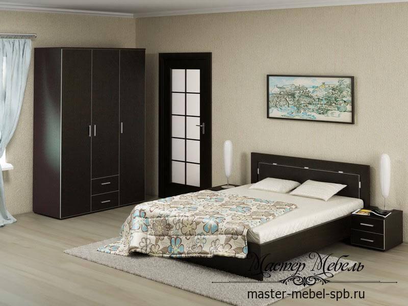 Мебель в спальню на заказ в Спб