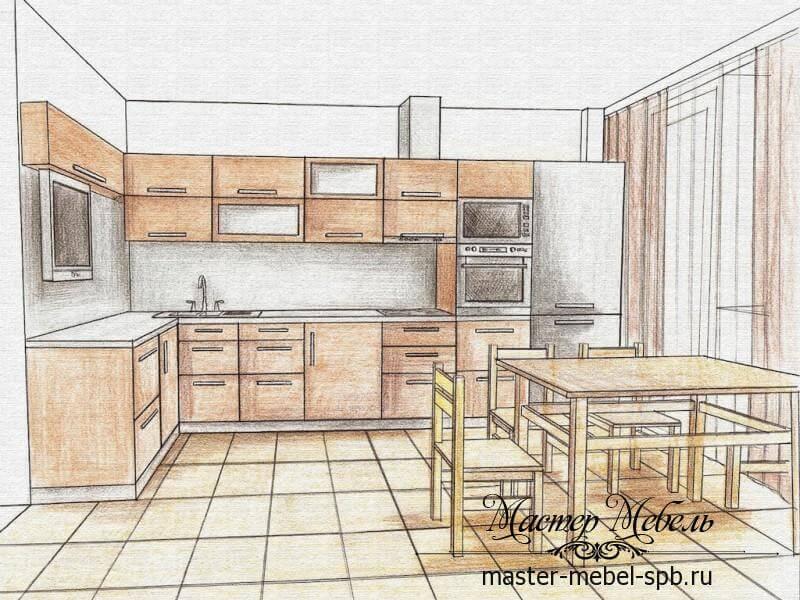кухня на заказ от 6000