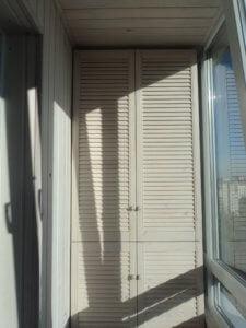 шкаф на балкон заказать