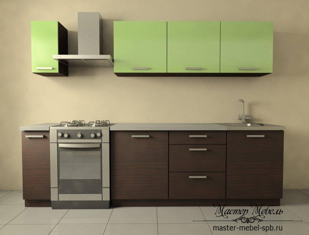 Пример расчета стоимости кухни